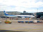 まいけるさんが、フランクフルト国際空港で撮影した全日空 777-381/ERの航空フォト(写真)