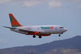 かみじょー。さんが、ダニエル・K・イノウエ国際空港で撮影したトランスエア 737-209/Adv(F)の航空フォト(飛行機 写真・画像)