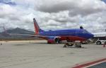 FlyHideさんが、ロスカボス国際空港で撮影したサウスウェスト航空 737-7H4の航空フォト(写真)