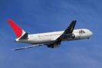yabyanさんが、中部国際空港で撮影した日本航空 767-346/ERの航空フォト(写真)