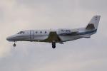 PASSENGERさんが、フランクフルト国際空港で撮影したプリンス・トランスポーテーション 560XL Citation Excel/XLSの航空フォト(写真)