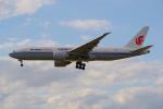 PASSENGERさんが、フランクフルト国際空港で撮影した中国国際貨運航空 777-FFTの航空フォト(写真)