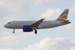 PASSENGERさんが、フランクフルト国際空港で撮影したブリティッシュ・エアウェイズ A319-131の航空フォト(写真)