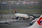 Blue Dreamさんが、羽田空港で撮影したデルタ航空 757-26Dの航空フォト(写真)