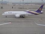 くまのんさんが、中部国際空港で撮影したタイ国際航空 787-8 Dreamlinerの航空フォト(飛行機 写真・画像)