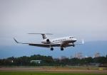 函空さんが、函館空港で撮影したアメリカ企業所有の航空フォト(写真)