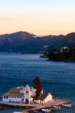 コルフ・イオアニス・カポディストリアス空港 - Corfu International Airport, Ioannis Kapodistrias [CFU/LGKR]で撮影されたコルフ・イオアニス・カポディストリアス空港 - Corfu International Airport, Ioannis Kapodistrias [CFU/LGKR]の航空機写真