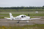 ATOMさんが、帯広空港で撮影した航空大学校 SR22の航空フォト(写真)