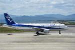 kumagorouさんが、徳島空港で撮影した全日空 A320-211の航空フォト(写真)