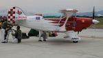 C.Hiranoさんが、静岡空港で撮影したエアロック・エアロバティックチーム S-2B Specialの航空フォト(写真)