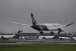 RAOUさんが、成田国際空港で撮影したニュージーランド航空 787-9の航空フォト(写真)