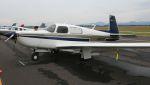 C.Hiranoさんが、静岡空港で撮影した日本法人所有 M20K 252TSEの航空フォト(写真)