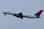 yabyanさんが、中部国際空港で撮影したデルタ航空 757-251の航空フォト(飛行機 写真・画像)