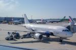 Y-Kenzoさんが、ウィーン国際空港で撮影したエア・マルタ A319-111の航空フォト(写真)