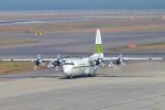 yabyanさんが、中部国際空港で撮影したリンデン・エアカーゴ L-100-30 Herculesの航空フォト(写真)