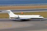 yabyanさんが、中部国際空港で撮影したユタ銀行 BD-700-1A11 Global 5000の航空フォト(飛行機 写真・画像)