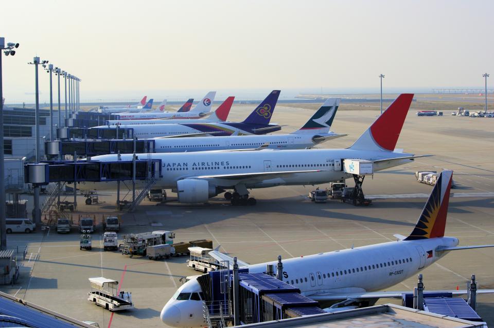 yabyanさんの日本航空 Boeing 777-200 (JA707J) 航空フォト