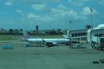 シフォンさんが、高雄国際空港で撮影したチャイナエアライン 737-8ALの航空フォト(飛行機 写真・画像)