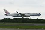 コージーさんが、成田国際空港で撮影したチャイナエアライン A350-941XWBの航空フォト(写真)
