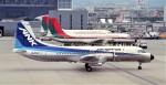 ハミングバードさんが、伊丹空港で撮影したエアーニッポン YS-11-111の航空フォト(写真)