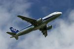 sin747さんが、成田国際空港で撮影した全日空 A320-214の航空フォト(写真)