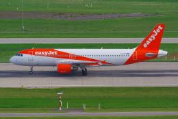 航空フォト:G-EZTM イージージェット A320