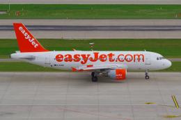 航空フォト:G-EZBA イージージェット A319