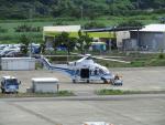 MARK0125さんが、新石垣空港で撮影した海上保安庁 AW139の航空フォト(写真)