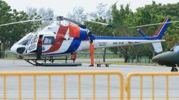 cathay451さんが、ランカウイ国際空港で撮影したMalaysia Police AS355 Ecureuil 2の航空フォト(飛行機 写真・画像)