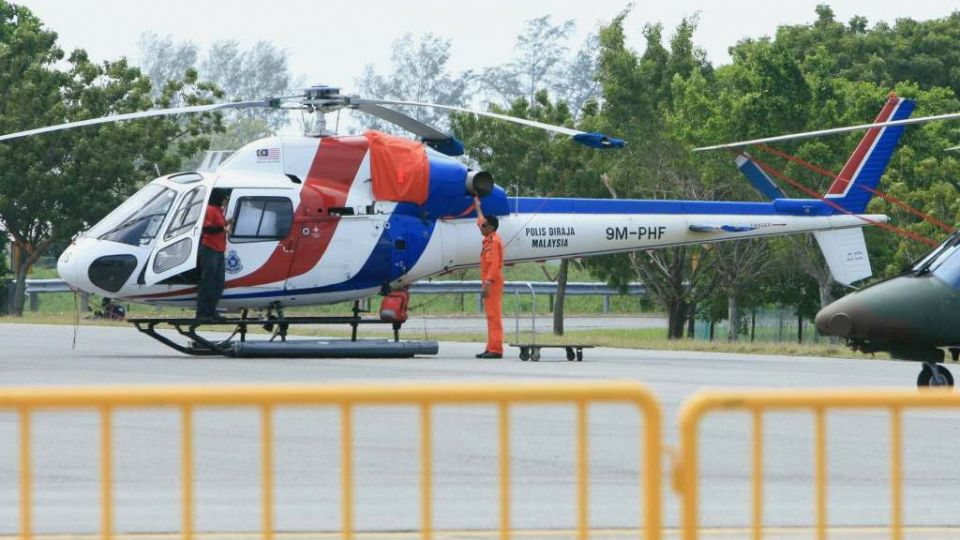 cathay451さんのMalaysia Police Eurocopter AS355 Ecureuil 2/TwinStar (9M-PHF) 航空フォト