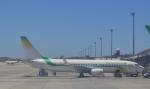Take51さんが、グランカナリア空港で撮影したモーリタニア・エアラインズ・インターナショナル 737-88Vの航空フォト(飛行機 写真・画像)