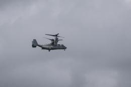 N.Naokiさんが、島松駐屯地で撮影したアメリカ海兵隊 V-22 Ospreyの航空フォト(飛行機 写真・画像)