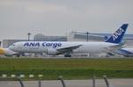 amagoさんが、成田国際空港で撮影した全日空 767-381/ER(BCF)の航空フォト(写真)