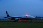 JA711Aさんが、福岡空港で撮影した全日空 777-281/ERの航空フォト(写真)