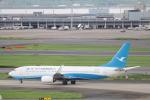 cherrywing787さんが、羽田空港で撮影した厦門航空 737-85Cの航空フォト(写真)