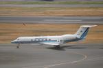 らっしーさんが、羽田空港で撮影した海上保安庁 G-V Gulfstream Vの航空フォト(写真)
