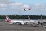 SKYLINEさんが、成田国際空港で撮影したアメリカン航空 777-223/ERの航空フォト(飛行機 写真・画像)