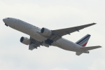 セブンさんが、関西国際空港で撮影したエールフランス航空 777-228/ERの航空フォト(飛行機 写真・画像)