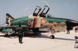 ぺペロンチさんが、厚木飛行場で撮影した航空自衛隊 RF-4EJ Phantom IIの航空フォト(飛行機 写真・画像)