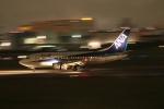 ぷぅぷぅまるさんが、伊丹空港で撮影したANAウイングス 737-54Kの航空フォト(写真)