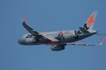 ぷぅぷぅまるさんが、関西国際空港で撮影したジェットスター・ジャパン A320-232の航空フォト(写真)