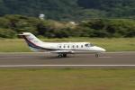 HAC_RENさんが、八丈島空港で撮影したダイヤモンド・エア・サービス MU-300の航空フォト(写真)