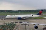 JA882Aさんが、成田国際空港で撮影したデルタ航空 A350-941XWBの航空フォト(写真)