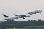 JA882Aさんが、成田国際空港で撮影したフィンエアー A350-941XWBの航空フォト(写真)