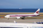yabyanさんが、中部国際空港で撮影したタイ国際航空 777-2D7の航空フォト(写真)