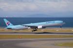 yabyanさんが、中部国際空港で撮影した大韓航空 777-3B5の航空フォト(写真)
