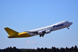 flying-dutchmanさんが、成田国際空港で撮影したアトラス航空 747-87UF/SCDの航空フォト(飛行機 写真・画像)