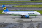 JA8961RJOOさんが、中部国際空港で撮影したウズベキスタン航空 A320-214の航空フォト(写真)