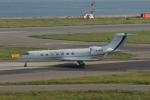 ぷぅぷぅまるさんが、関西国際空港で撮影した金鹿航空 G500/G550 (G-V)の航空フォト(写真)