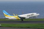 こだしさんが、羽田空港で撮影したAIR DO 737-781の航空フォト(写真)